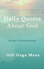 Daily Quotes about God: 365 Days of Heavenly Inspiration