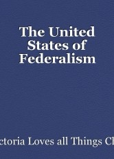 The United States of Federalism