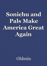 Sonichu and Pals Make America Great Again