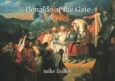 Donaldo at the Gate