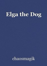 Elga the Dog