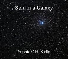 Star in a Galaxy