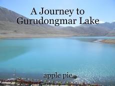A Journey to Gurudongmar Lake