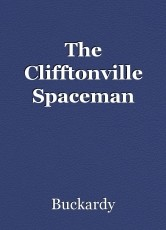 The Clifftonville Spaceman