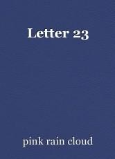Letter 23