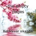 the empty pages