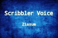 Scribbler Voice #1