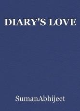 DIARY'S LOVE