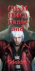 (MxM DMC) Dante and Nero's Burning Love