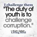 I challenge them