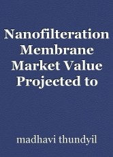 Nanofilteration Membrane Market Value Projected to Expand by 2030