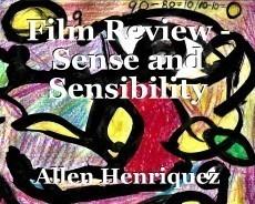 Film Review - Sense and Sensibility