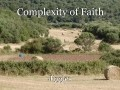 Complexity of Faith