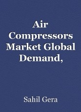 Air Compressors Market Global Demand, Research and Top Leading Player to 2030