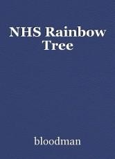 NHS Rainbow Tree