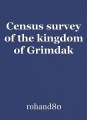 Census survey of the kingdom of Grimdak
