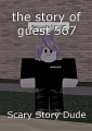the story of guest 567