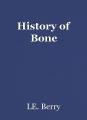 History of Bone