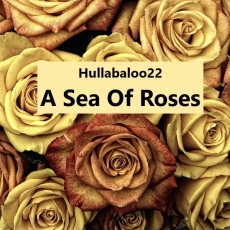 A Sea Of Roses