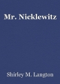 Mr. Nicklewitz