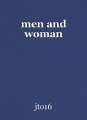 men and woman