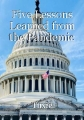 Five Lessons Learned from the Pandemic