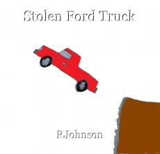 Stolen Ford Truck