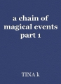 a chain of magical events part 1