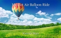 My Hot Air Balloon Ride