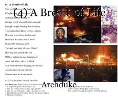 (4) A Breath of Life