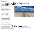 (5)  Alien Nation