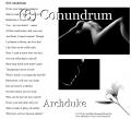 (8) Conundrum