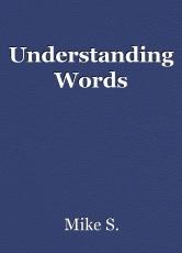 Understanding Words