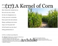 (17) A Kernel of Corn