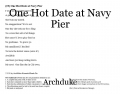 One Hot Date at Navy Pier