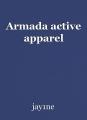 Armada active apparel