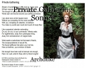 Private Gathering Sonnet