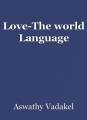 Love-The world Language