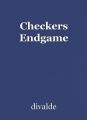 Checkers Endgame