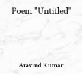 "Poem ""Untitled"""