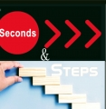 Seconds and Steps