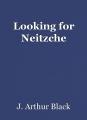 Looking for Neitzche