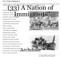 (33) A Nation of Immigrants
