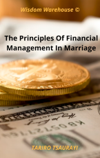 The Principles Of Financial Management In Marriage