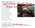 (37) How Much Does Your Love Cost?