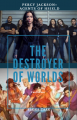 The Destroyer of Worlds: Percy Jackson and Agents of Shield crossover
