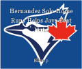 Hernandez Solo Home Runs Helps Jays Beat Nats.