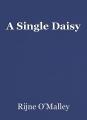 A Single Daisy