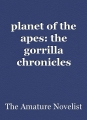 planet of the apes: the gorrilla chronicles & the gorrillas r us strike force war gorrillas