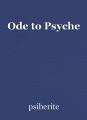 Ode to Psyche